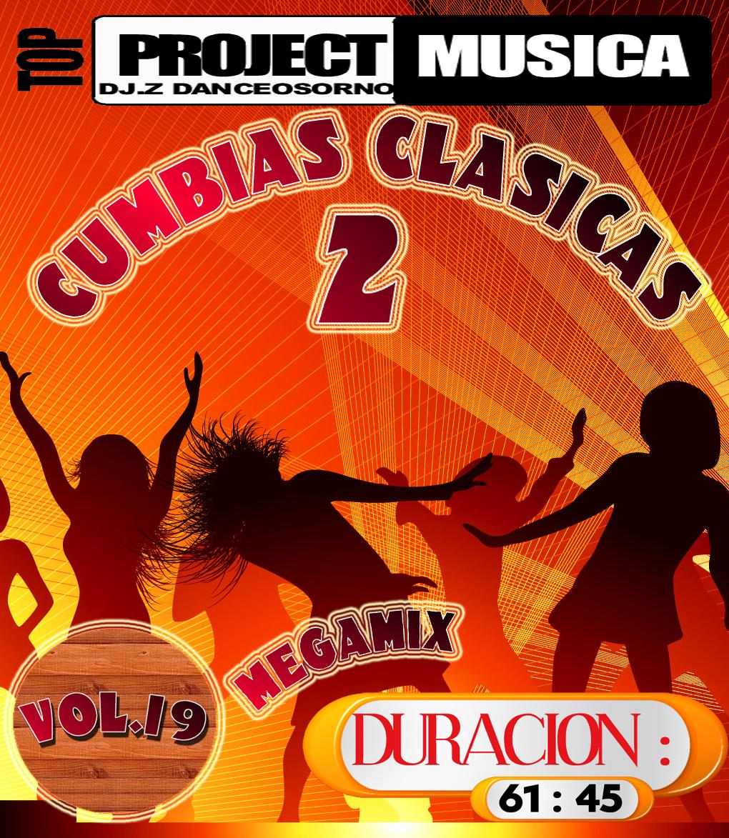 MEGAMIX CUMBIAS CLASICAS 2