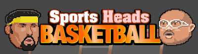 Sports Heads Basketball flash game review