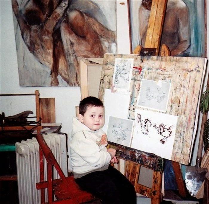 لن تصدق ان اللوحات المرسوم لطفل ذا عمر 11سنة 29a310f1-4182-4735-b