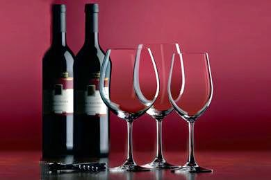 Red Wine Glass Shapes