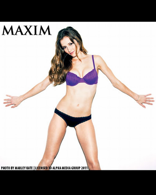 Candace Bailey Maxim Magazine Photoshoot