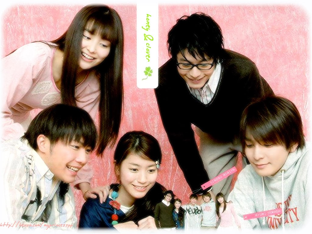 Honey and Clover 25 Film Jepang Romantis