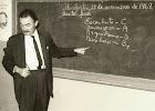 Uma aula no Ginásio ao final dos anos 1960