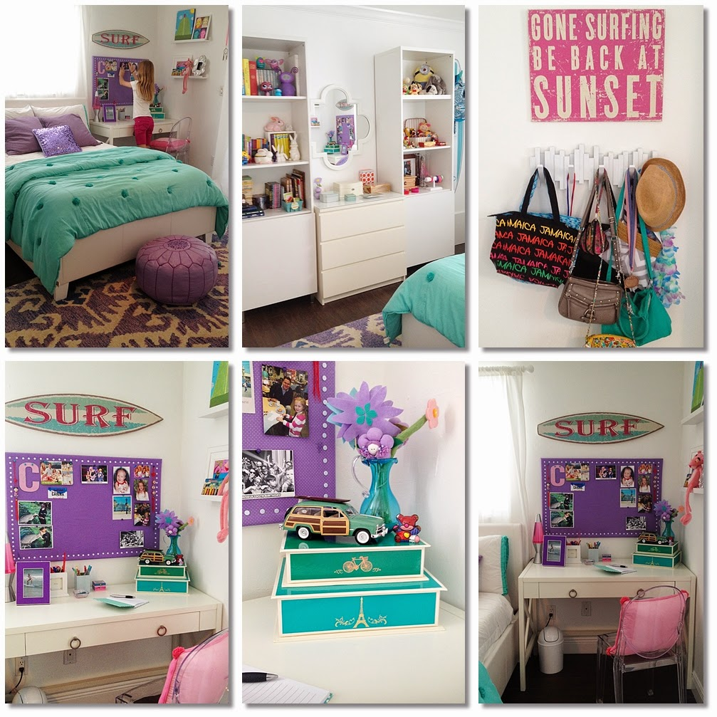 Girls Bedroom Renovation
