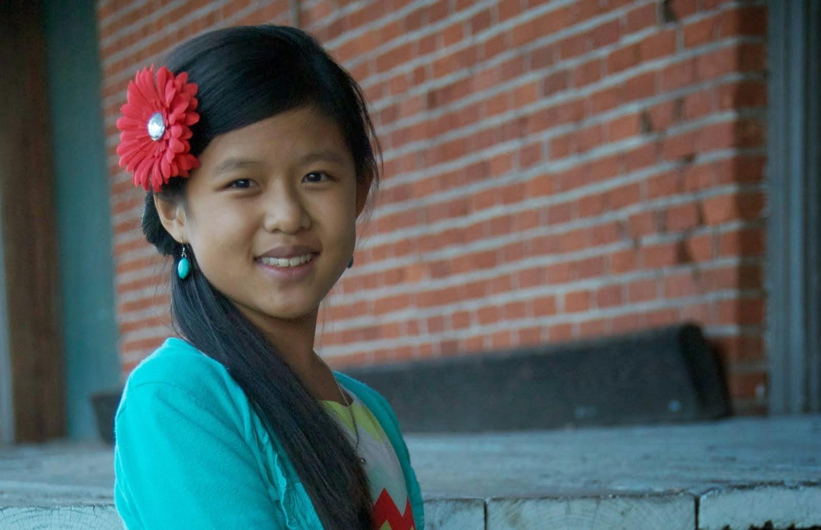 Elisabeth (11) -  adopted at 13 mos.