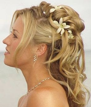 Prom hairstyles 2012