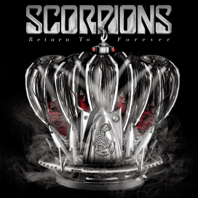 Scorpions, Return to forever, album cover