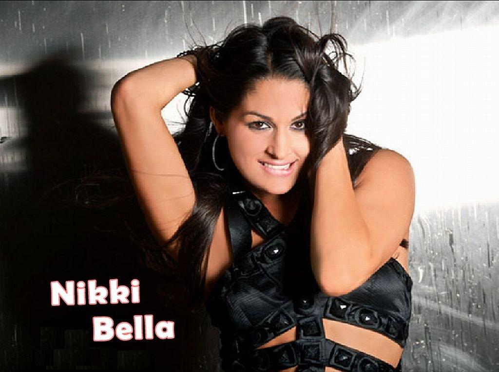 Its all about sports wwe divas nikki bella the bella twins - Diva nikki bella ...