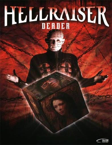 Ver Hellraiser 7: Deader (2005) Online