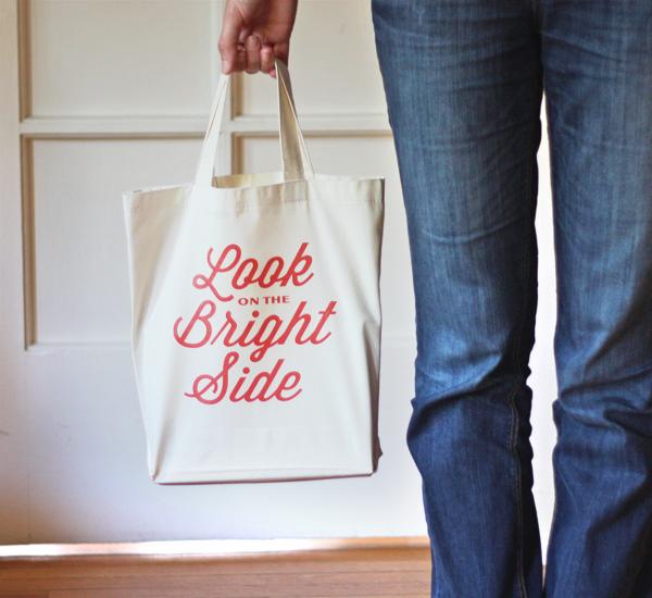 DIY handmade create tote bag graphic prints