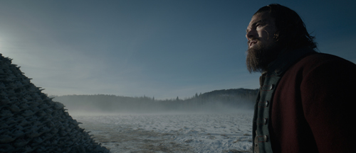 New The Revenant (2015) Movie Trailer and Images