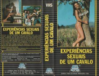 EXPERIÊNCIAS SEXUAIS DE UM CAVALO - CINEMA NACIONAL