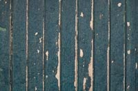 Blue old wood textures