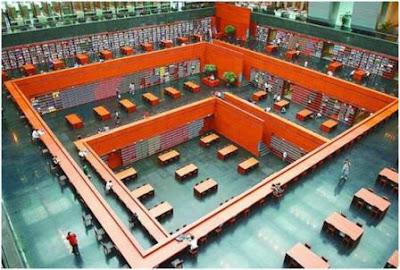 10 Perpustakaan Terbesar Dengan Koleksi Buku Terbanyak Di Dunia [ www.BlogApaAja.com ]