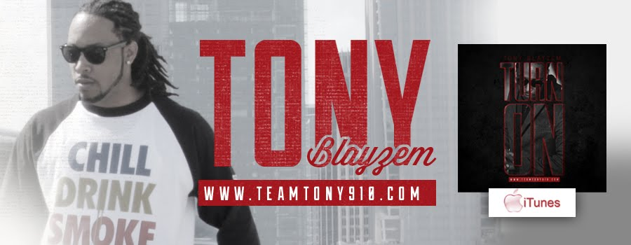 Official Site of Tony Blayzem