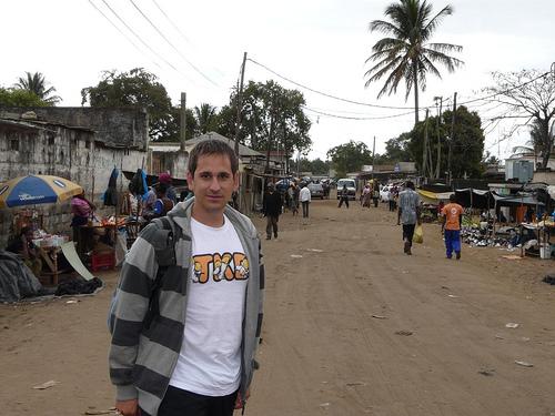 Mercado de Maputo , Mozambique
