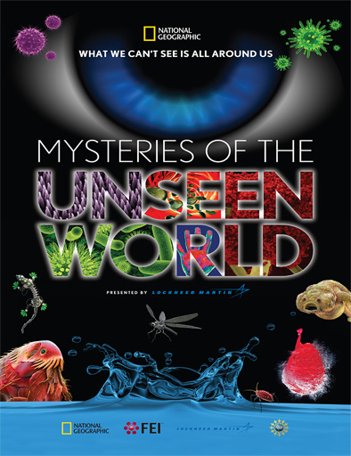 Ver Mysteries of the Unseen World (2013) Online