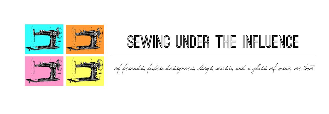 Sewing Under the Influence