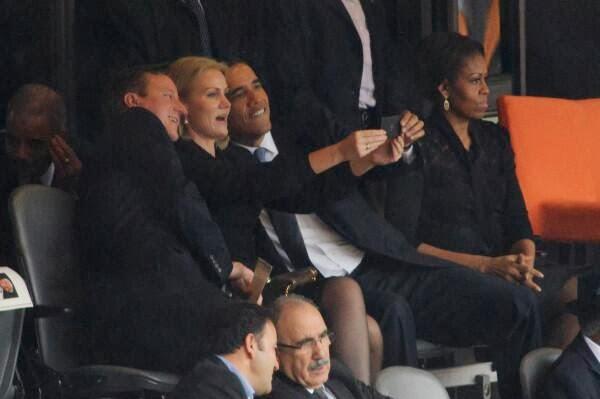 La jalousie de la femme d'Obama fait le buzz