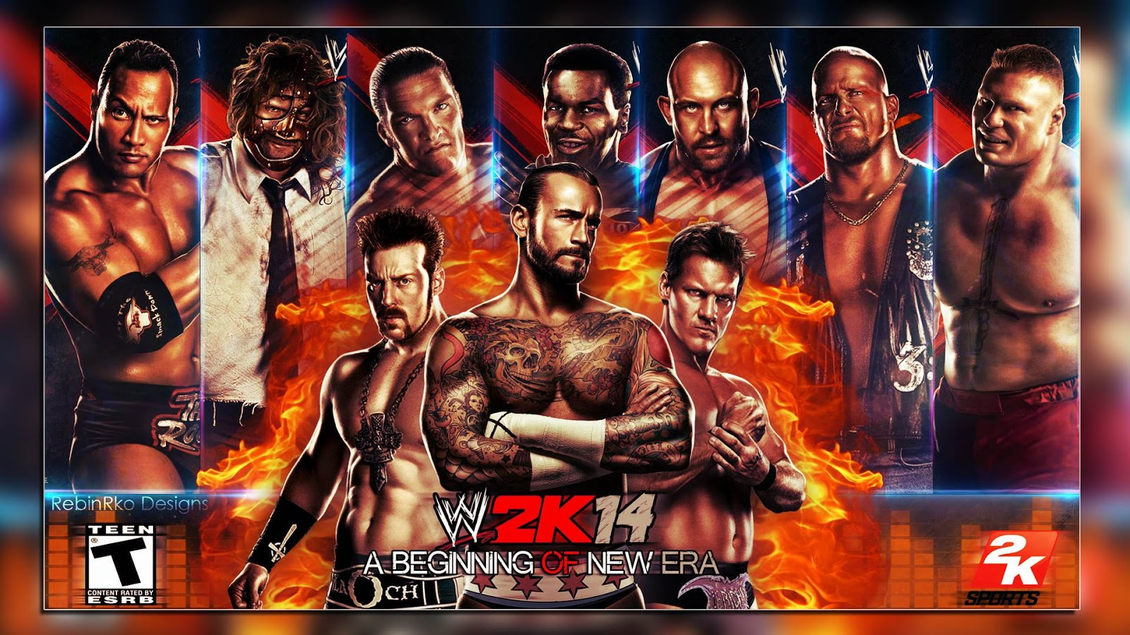 Wwe 2k14 Cover Gameplay Trailers And Roster Information