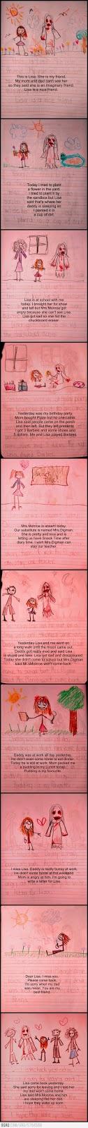 Creepy Diary