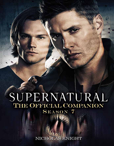 Supernatural: The Official Companion Season 7 Review by freshfromthe.com