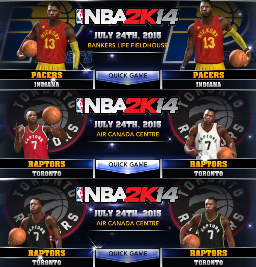 Nuggets Updated Roster: NBA 2k14 Ultimate Custom Roster Update V5.10 : August 2nd