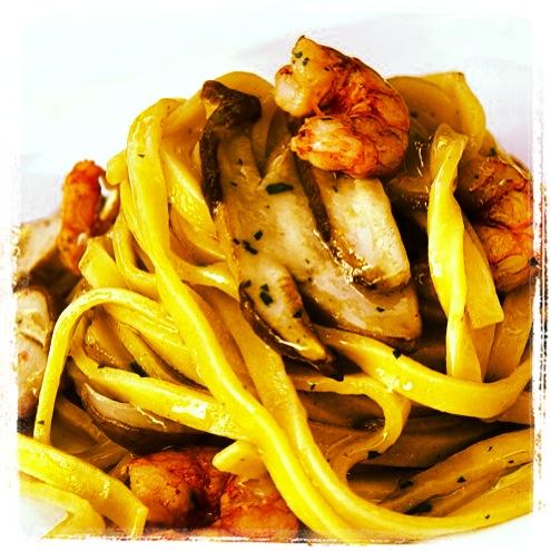 Sicilia in cucina le ricette tagliolini con gambero for Gambero rosso ricette