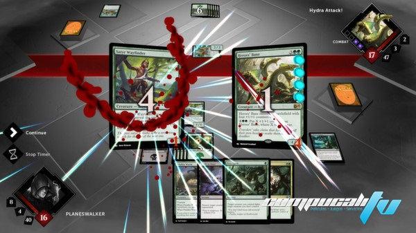 Magic 2015 Garruks Revenge PC Full Español
