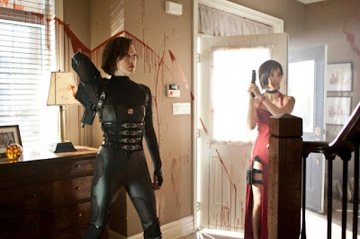 Resident Evil Retribution preparada