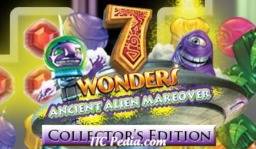 7 Wonders 5 Ancient Alien Makeover Collector's Edition v1.0.0 - ALiAS - Free PC Game