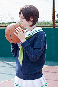 Aida Riko - Kuroko no basket