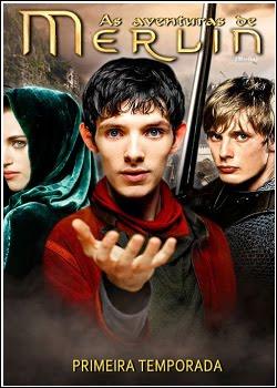 Baixar As Aventuras de Merlin 1ª Temporada DVDRip AVI Dual Áudio RMVB Dublado