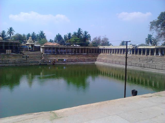 Melukote Kalyani Pond