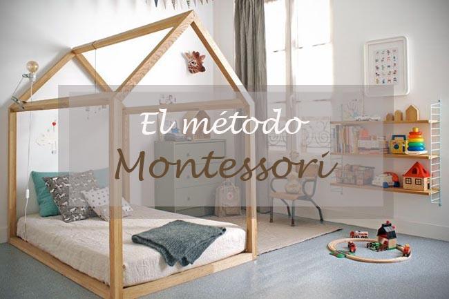 Dise ando a mam el m todo montessori - Habitaciones infantiles ninos 2 anos ...
