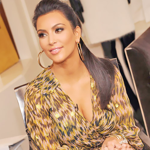 Use product that amplifies the look of hair According to Kim I always put