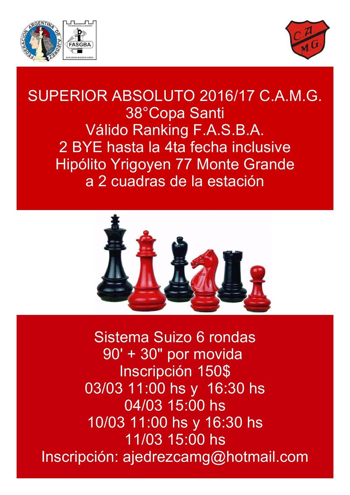 Superior FASGBA 16/17