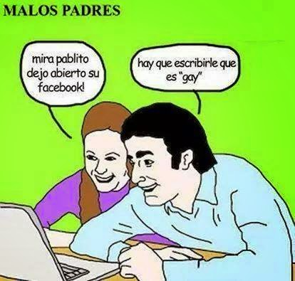 bad parents malos padres