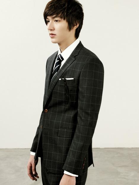 Lee Min Ho❉ Working Fashion