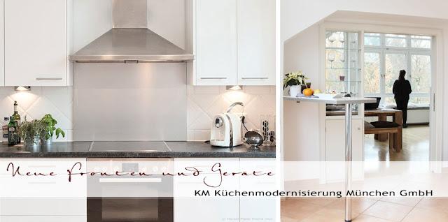 Die Küche renovieren oder eine neue Küche kaufen? Hier war die Renovierung der Küche die bessere, kostengünstigere und zeitsparende Lösung. Eine Küche wie neu.