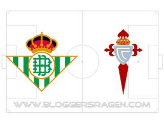 Prediksi Pertandingan Celta vs Real Betis