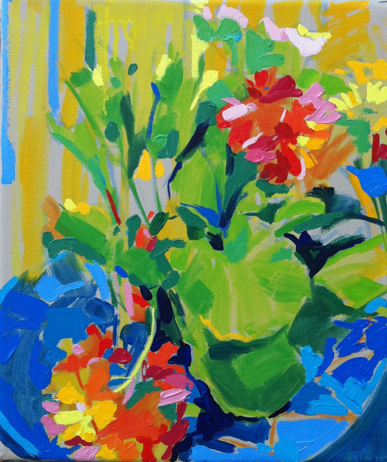 Haidee-Jo Summers artist : Bold and bright!