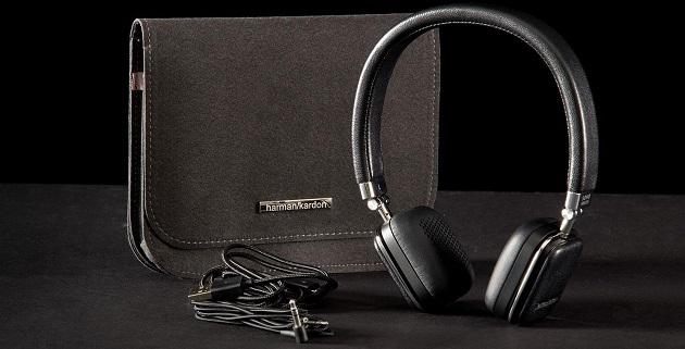 Harman/Kardon SOHO Wireless BT - recenzja słuchawek zadziwiających stylem.
