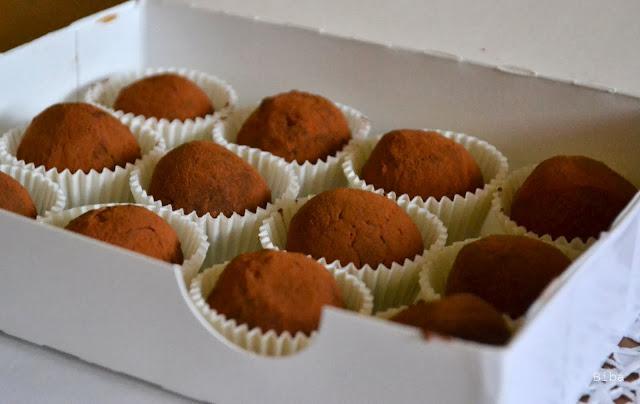 Darček pre čokoholika: Čokoládové lanýže s mätou