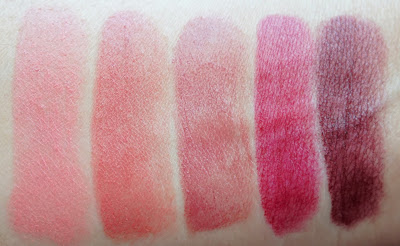 E.L.F Studio Moisturizing Lipsticks