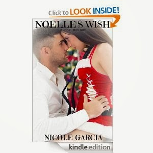 http://www.amazon.com/Noelles-Wish-A-Christmas-Tale-ebook/dp/B00HDFW918/ref=sr_1_1?ie=UTF8&qid=1390002854&sr=8-1&keywords=nicole+garcia+noelle%27s+wish