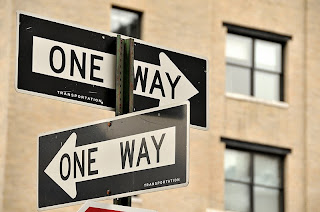 One way for me, another way for you