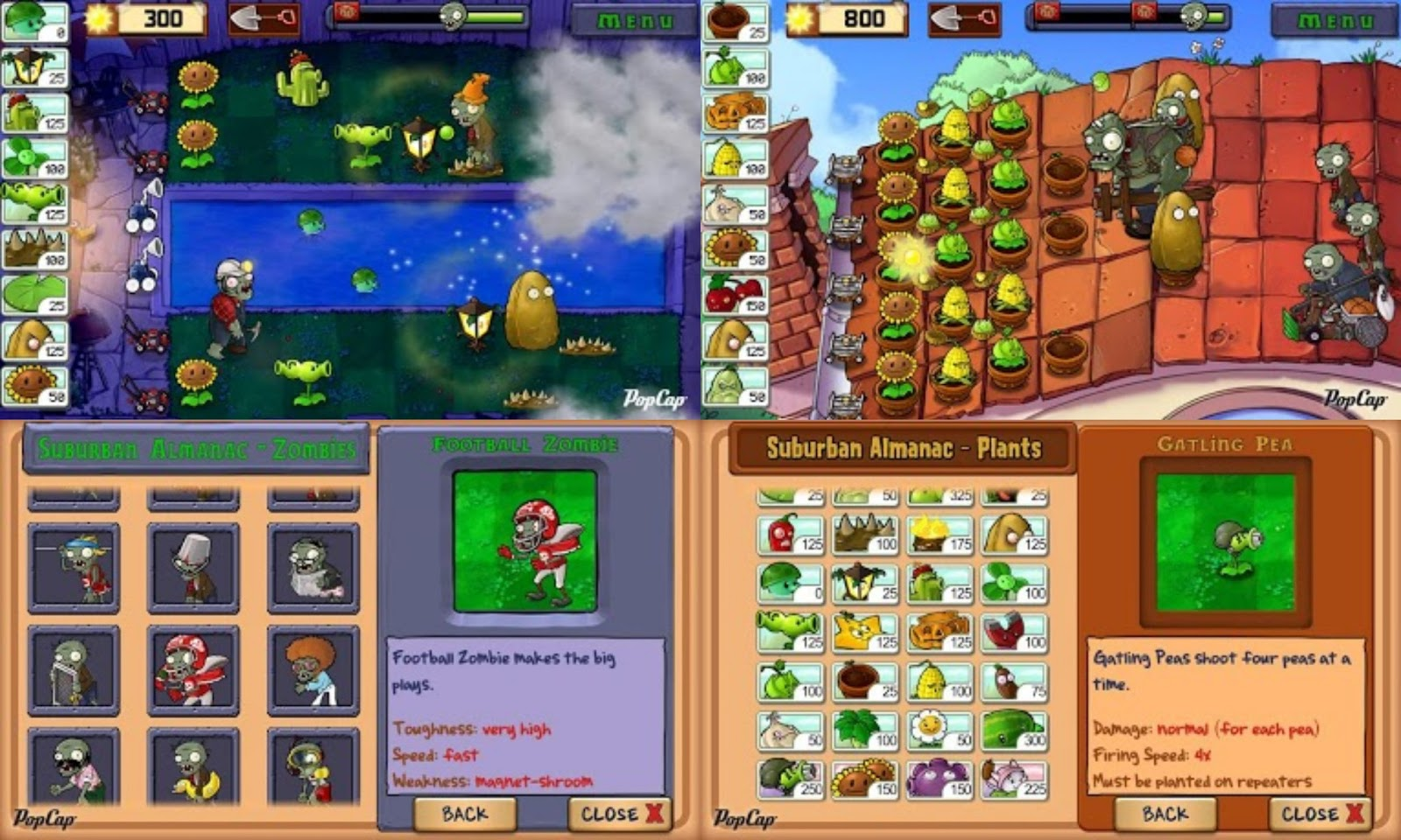 Plants vs. Zombies FREE for Android - APK Download