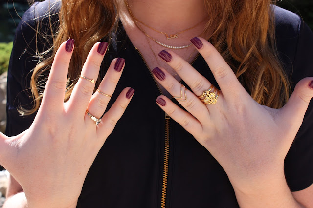 Rebecca Minkoff Rings