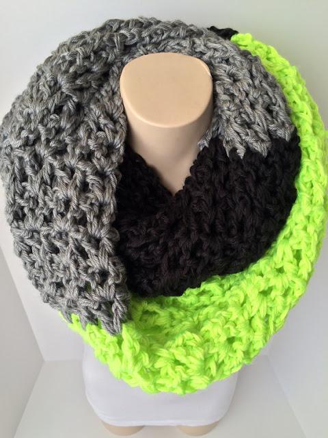 https://www.etsy.com/ca/listing/222605178/chunky-crochet-infinity-scarf-neon